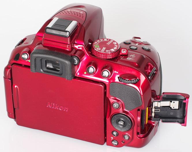 Nikon D5300 Red (14)