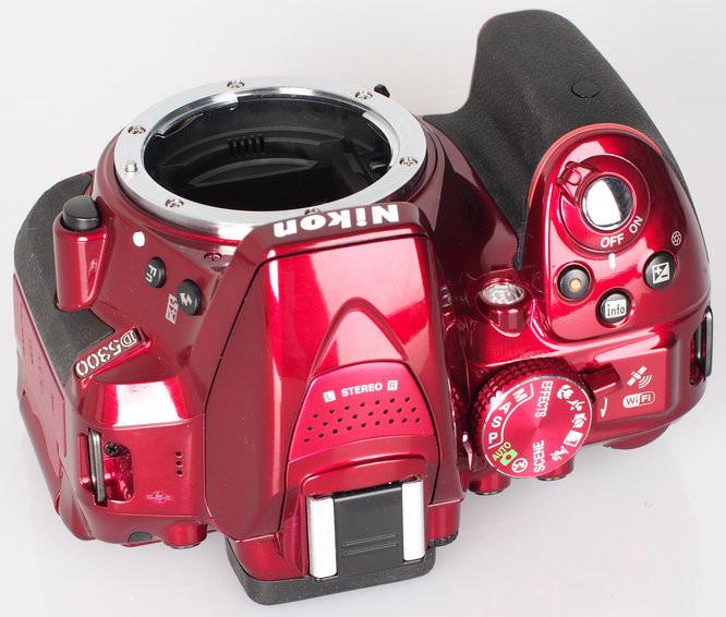 Nikon D5300 Red (16)