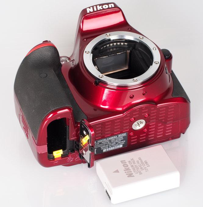 Nikon D5300 Red (17)