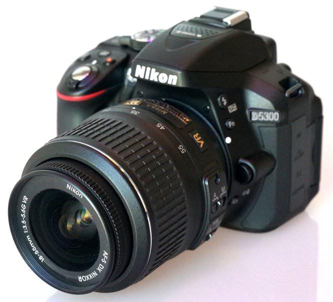Nikon D5300 DSLR (23) (Custom)