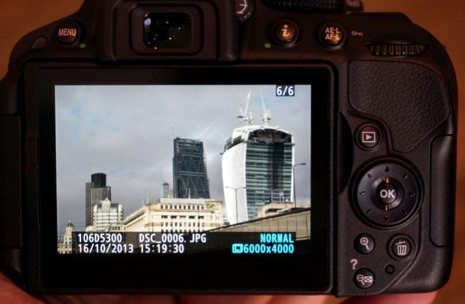 Nikon D5300 DSLR (10) (Custom)