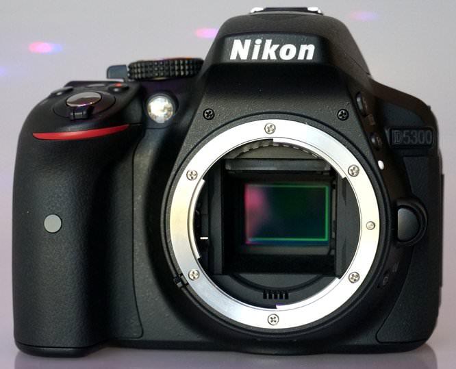 Nikon D5300 DSLR (32) (Custom)