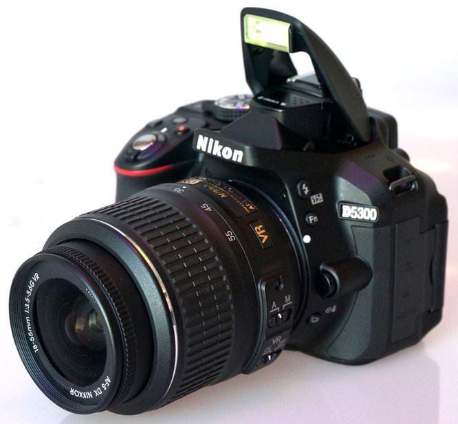 Nikon D5300 DSLR (35) (Custom)
