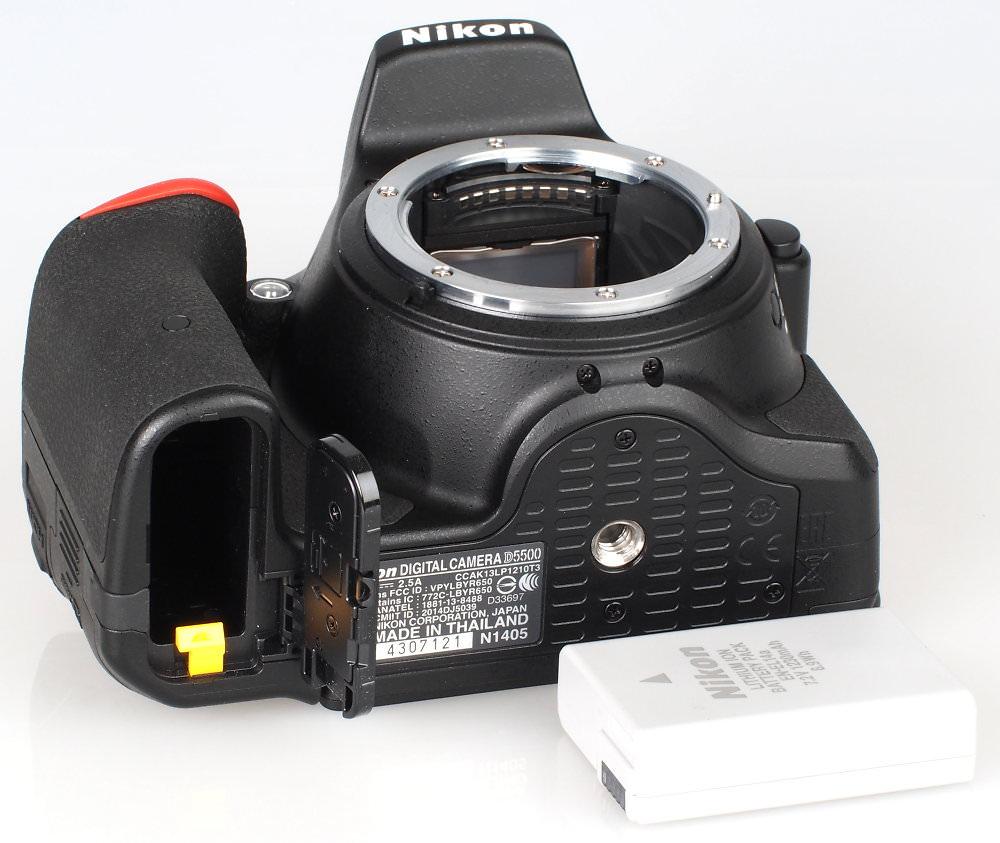 Nikon D5500 Black (10)