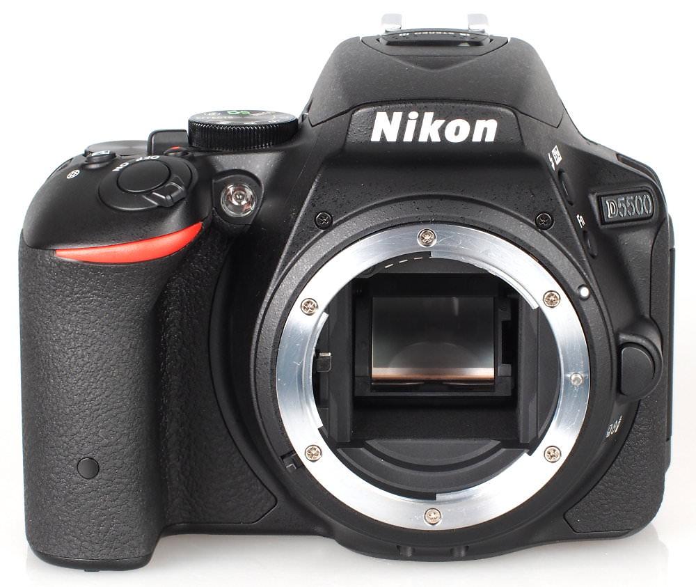 Nikon D5500 Black (1)