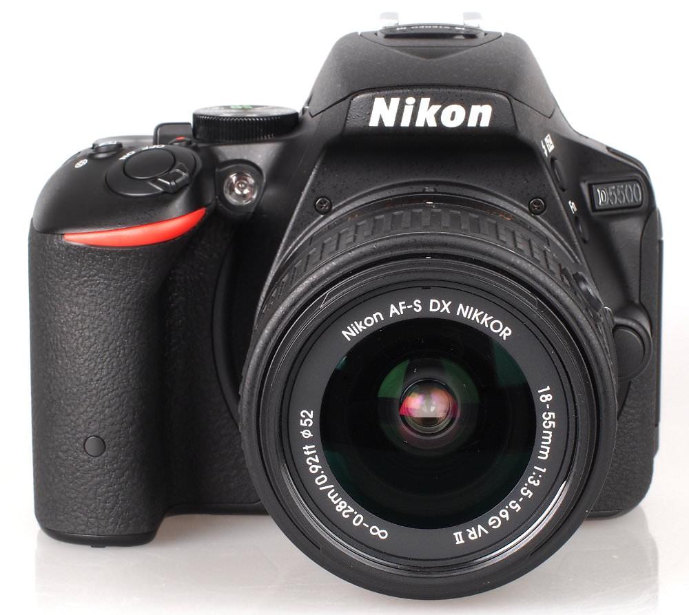 Nikon D5500 Black (2)