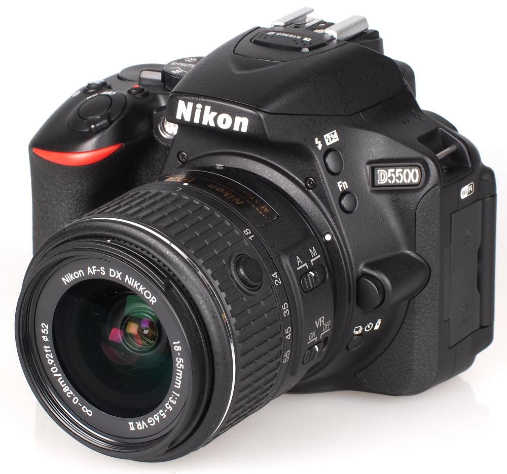 Nikon D5500 Black (3)