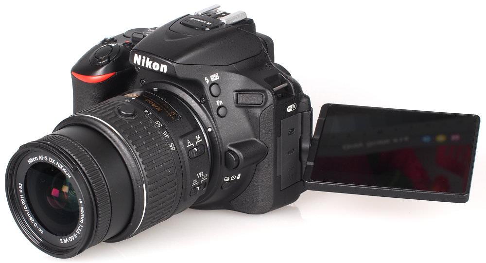Nikon D5500 Black (4)