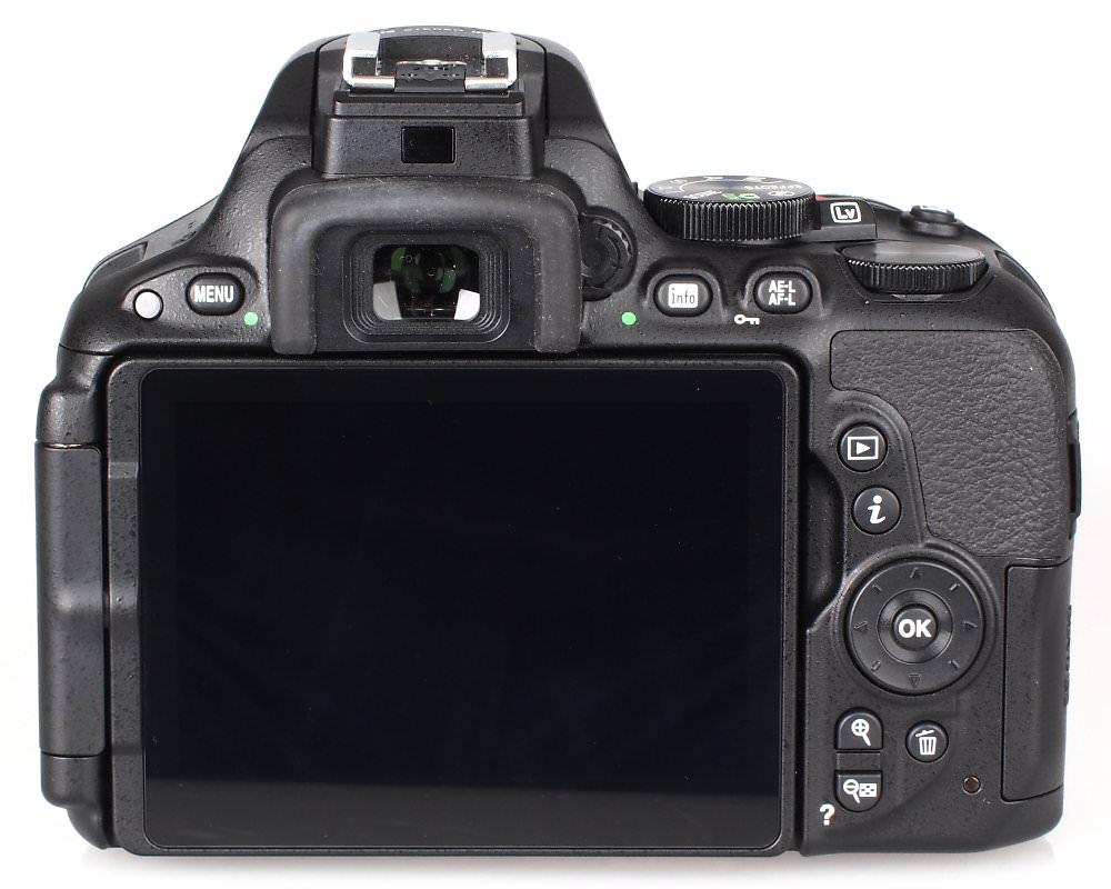 Nikon D5500 Black (7)