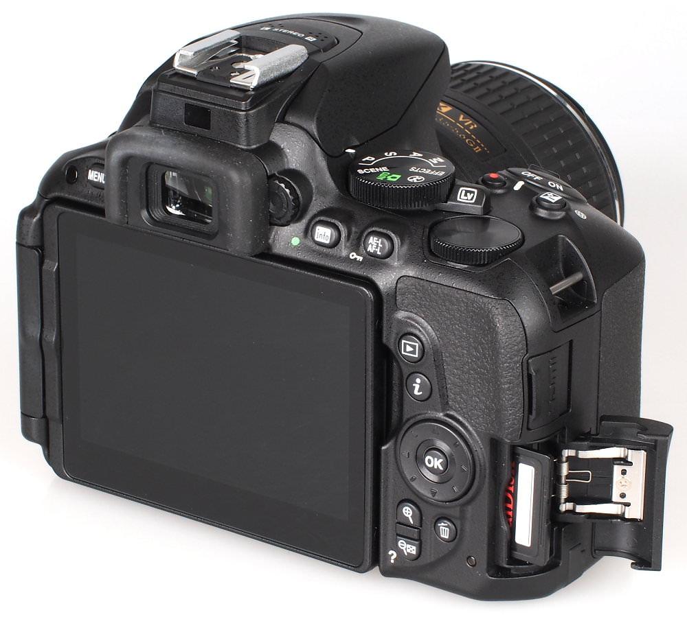 Nikon D5500 Black (8)