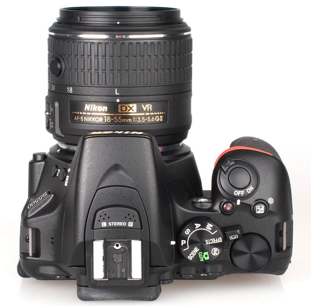 Nikon D5500 Black (9)