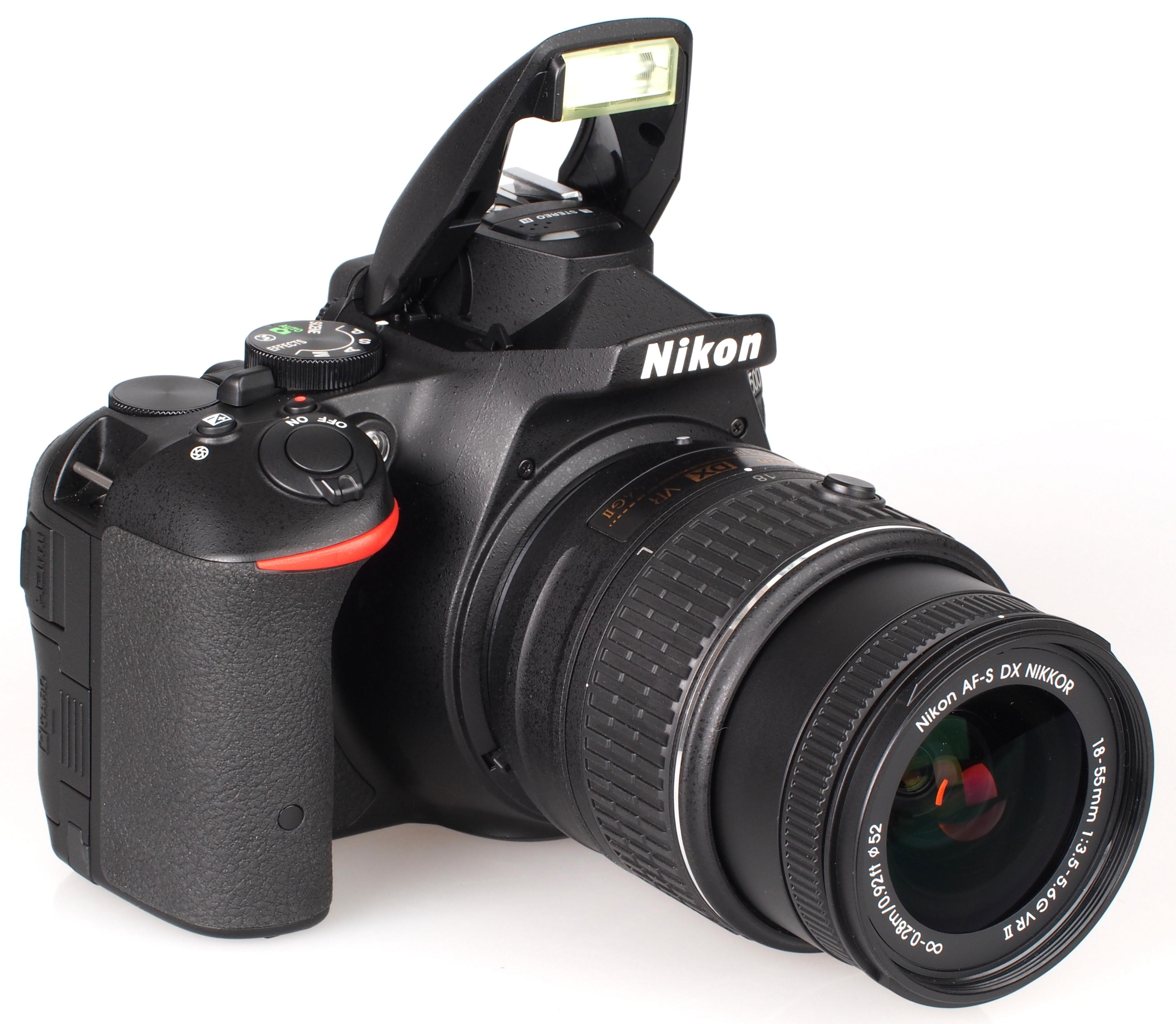 Nikon D5500 Digital Camera Review - Reviewed.com Cameras