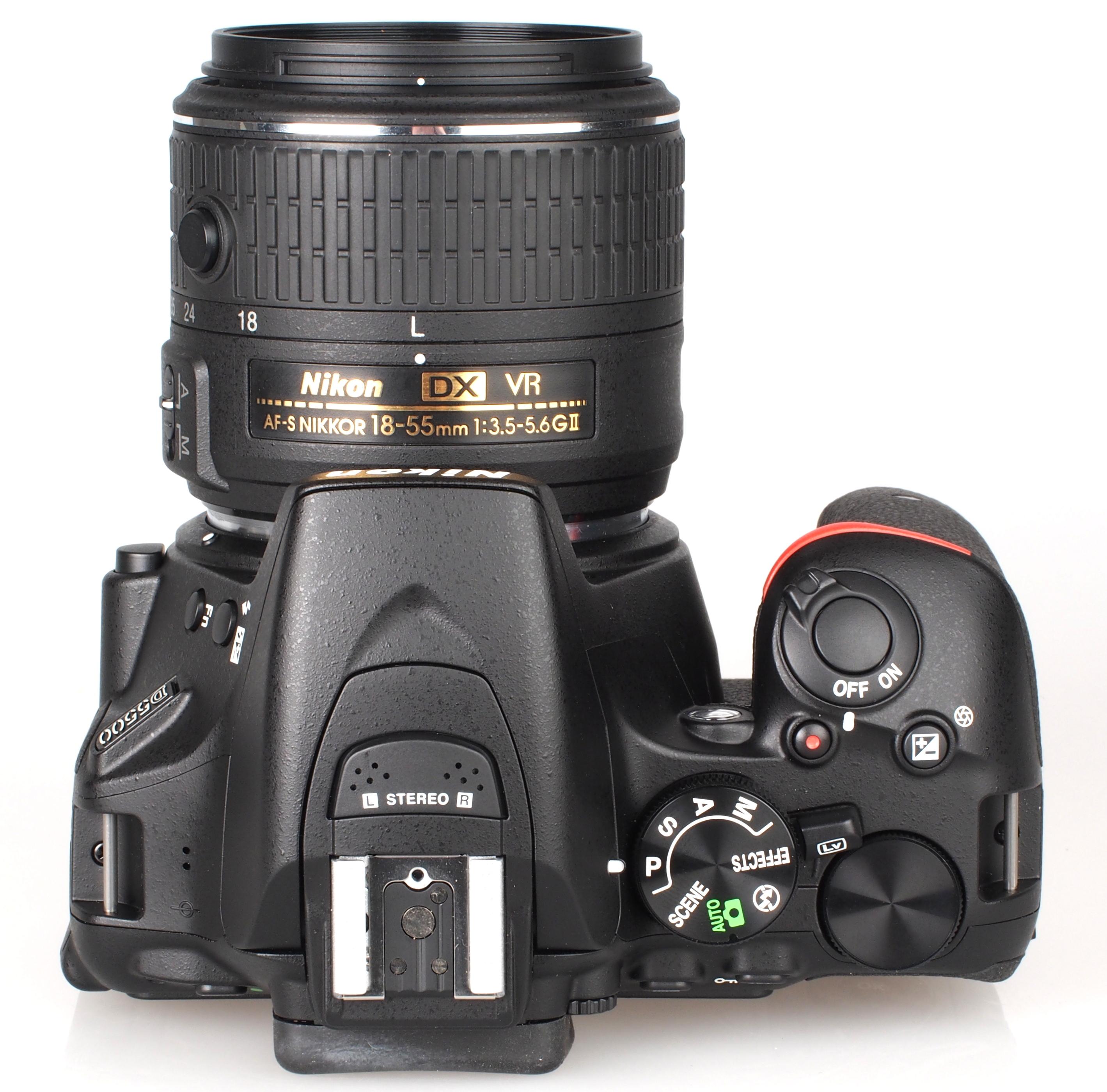 Nikon D5500 Black 9