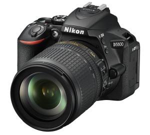 Nikon D5600 DSLR Announced