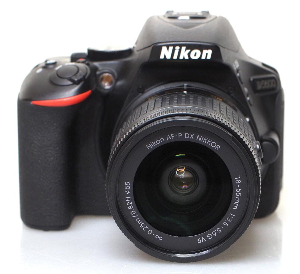 Nikon D5600 DSLR (1)
