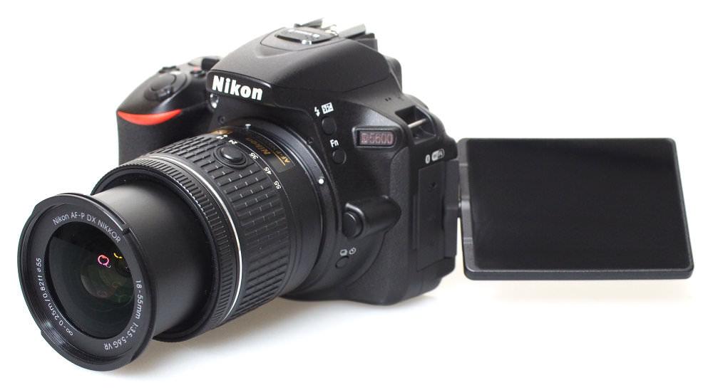 Nikon D5600 DSLR (3)