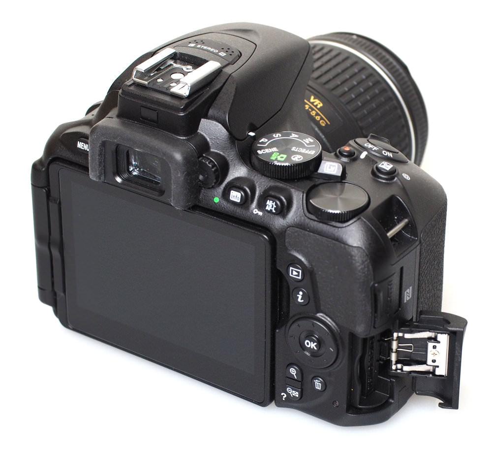 Nikon D5600 DSLR (5)