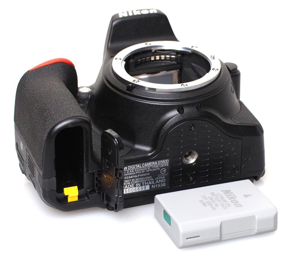Nikon D5600 DSLR (6)