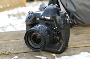 Nikon D6 Hands-On Preview