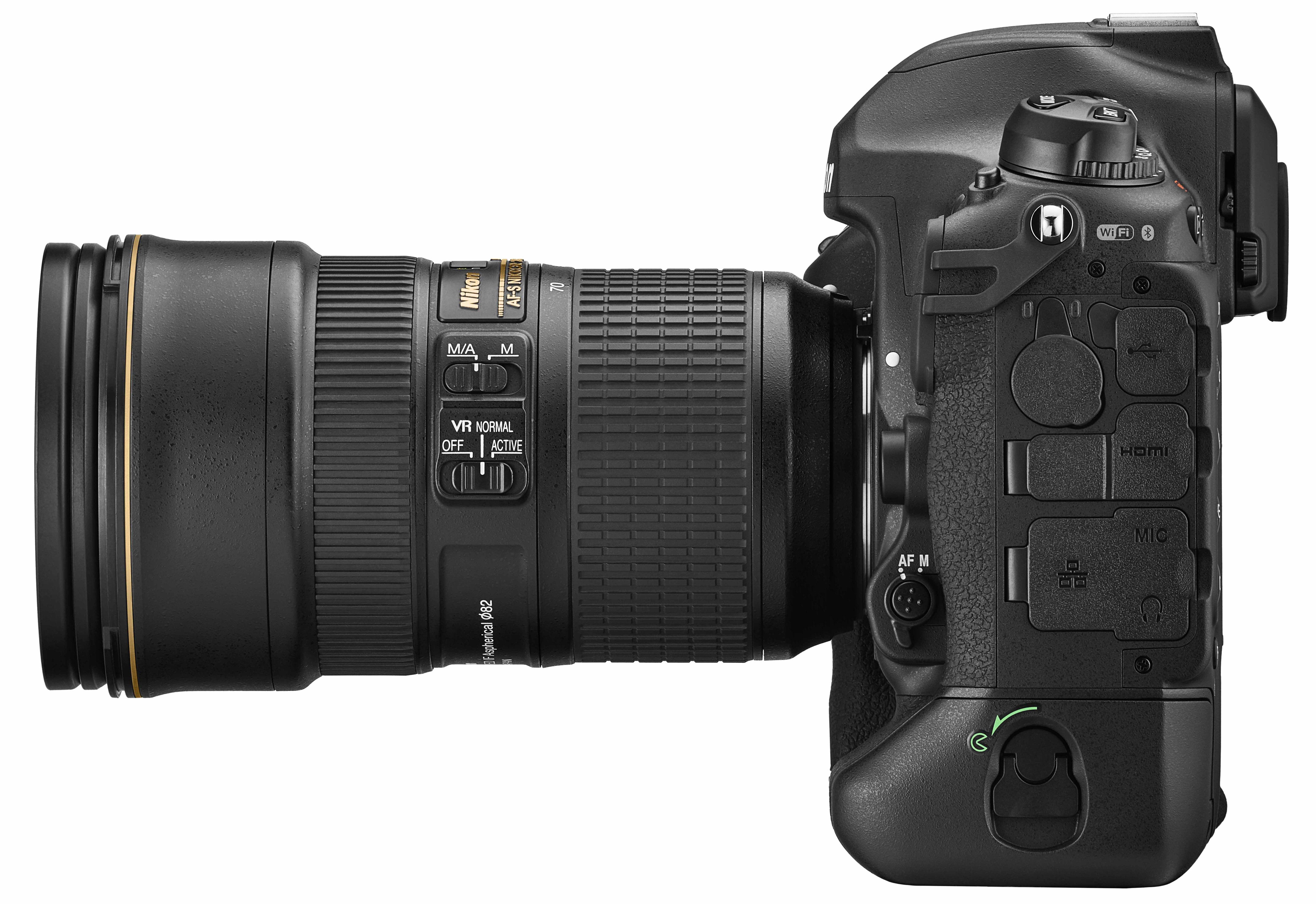 Nikon D6: Setting new standards for autofocus performance