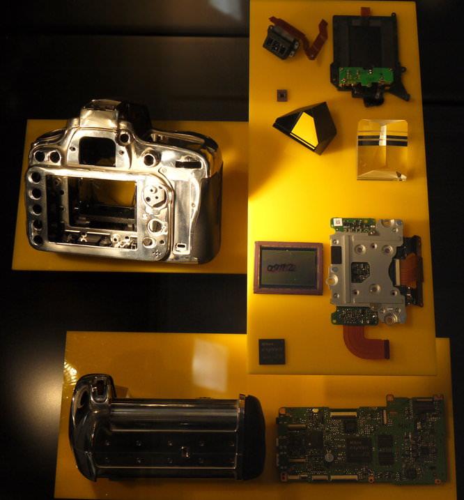 Nikon D600 Body Insides (2)