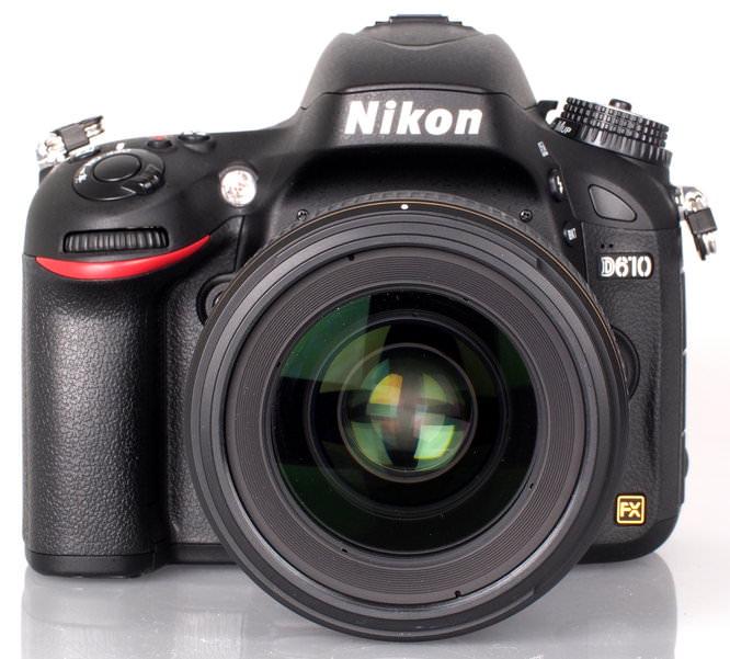 Nikon D610 DSLR (11)
