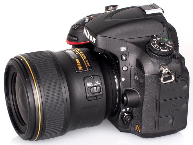 Nikon D610 DSLR (1)
