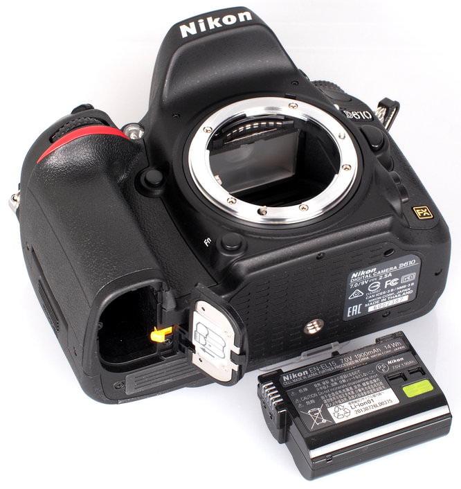 Nikon D610 DSLR (8)