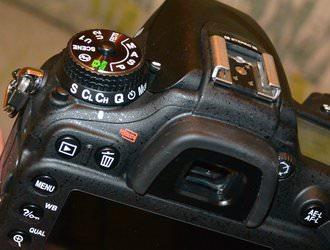 Nikon D7100 Dslr Mode Dial