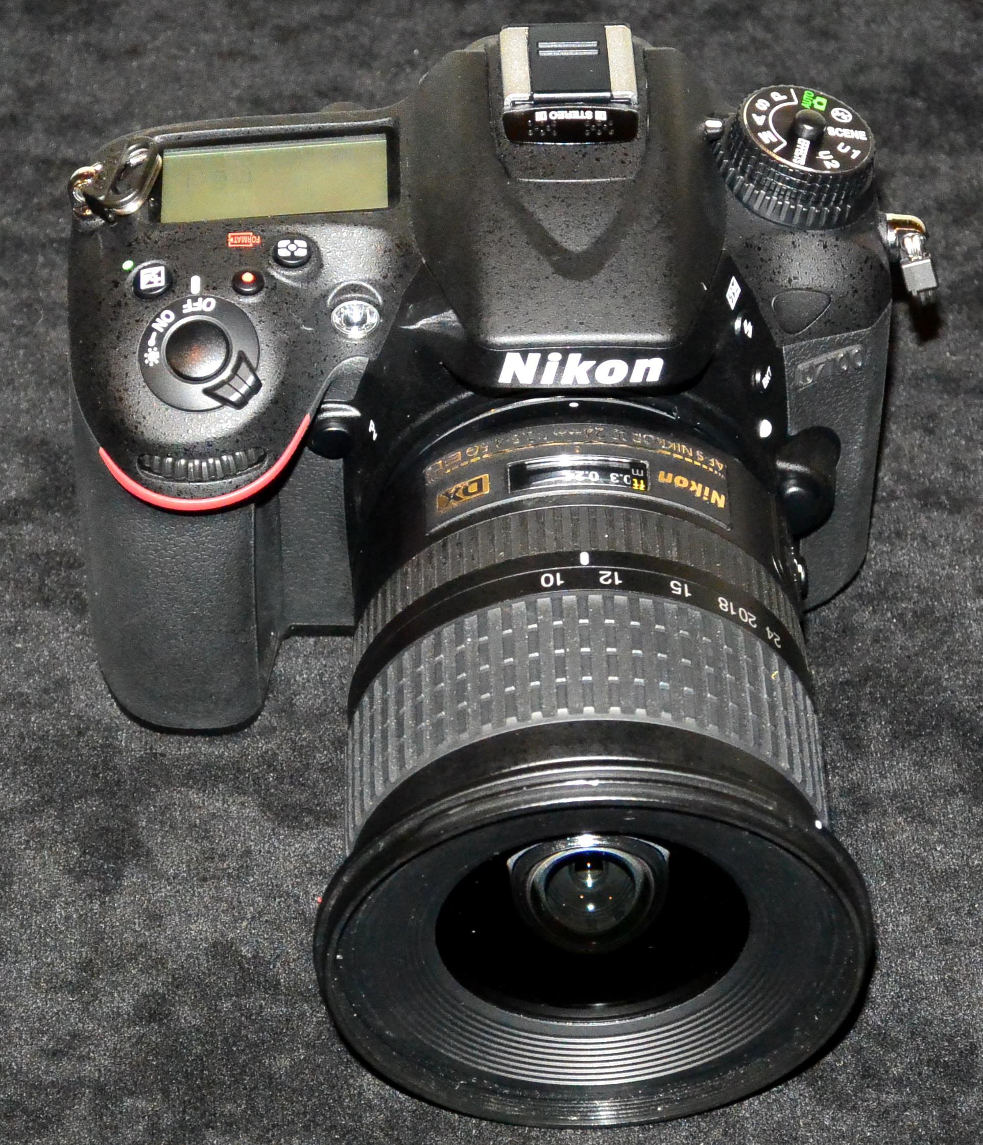 Nikon D7100 DSLR Hands-On Preview