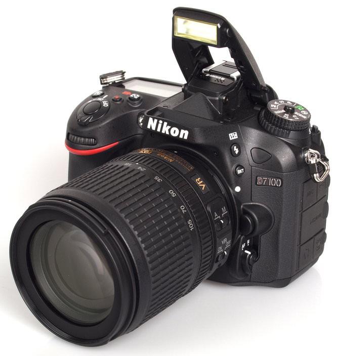 Nikon D7100 Dslr (10)
