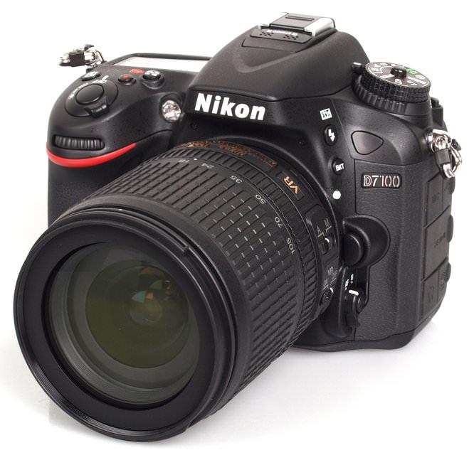 Nikon D7100 Dslr (2)