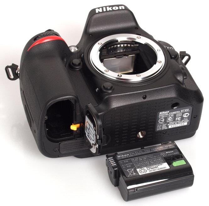 Nikon D7100 Dslr (6)