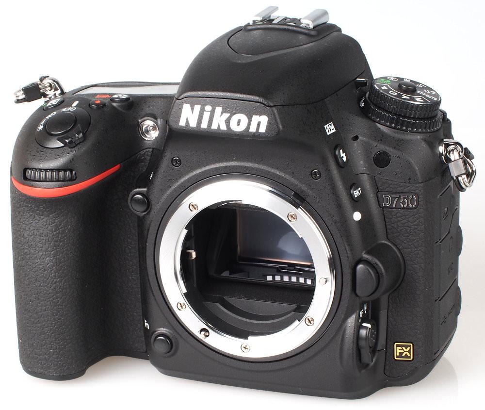 Nikon D750 DSLR (11)