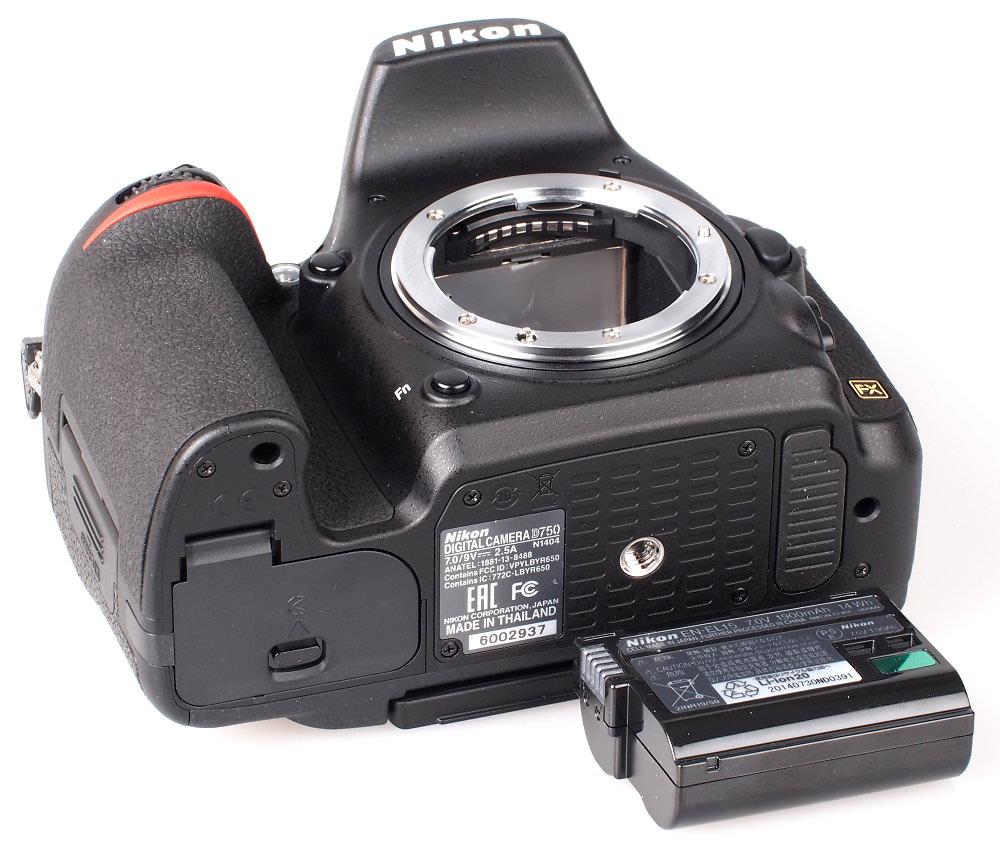 Nikon D750 DSLR (14)