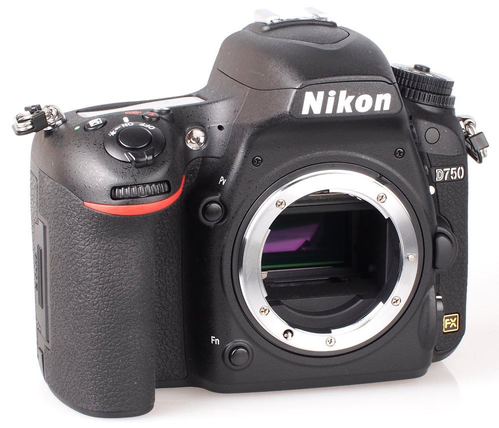 Nikon D750 DSLR (1)
