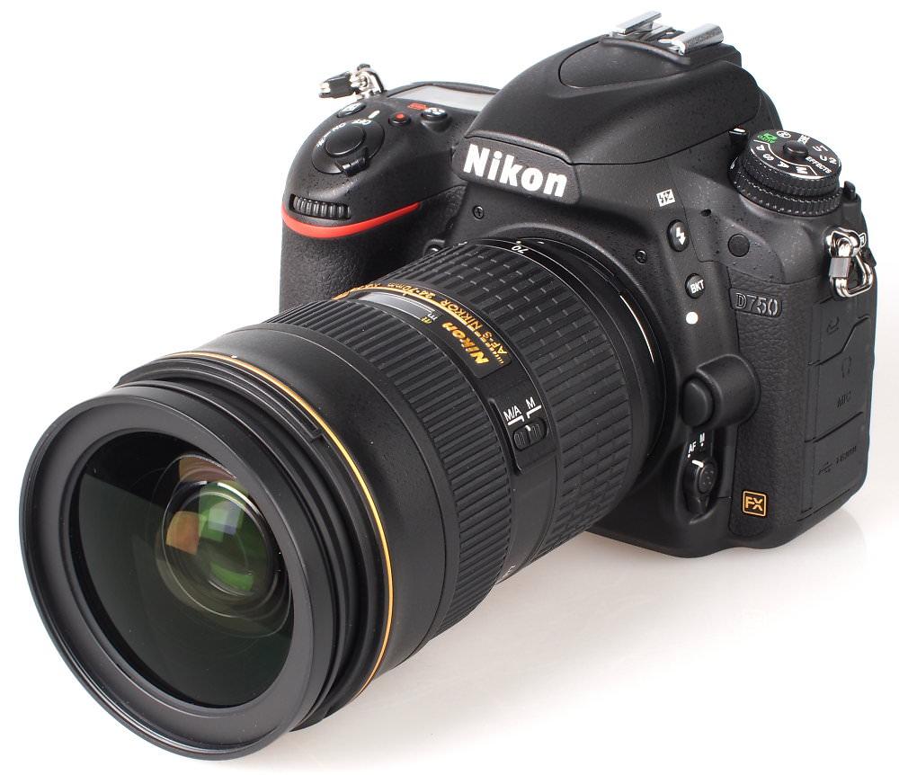 Nikon D750 DSLR (4)