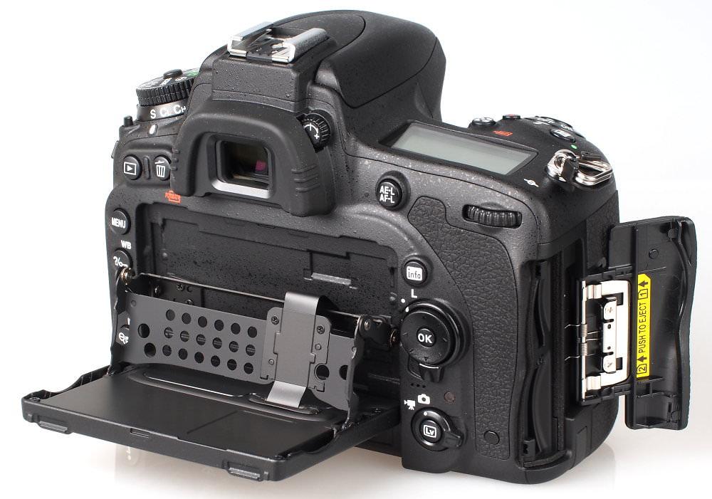 Nikon D750 DSLR (7)