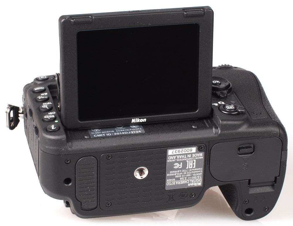 Nikon D750 DSLR (9)