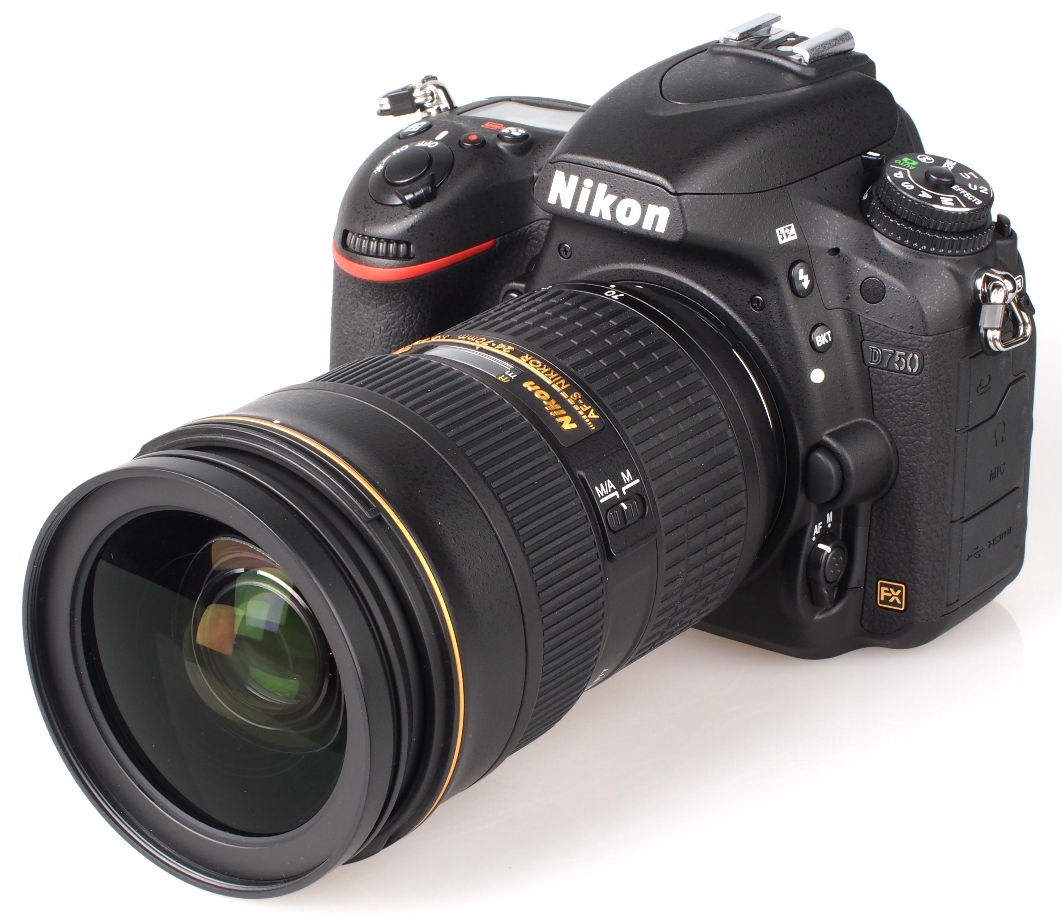 Nikon D750 Digital SLR Review | ePHOTOzine