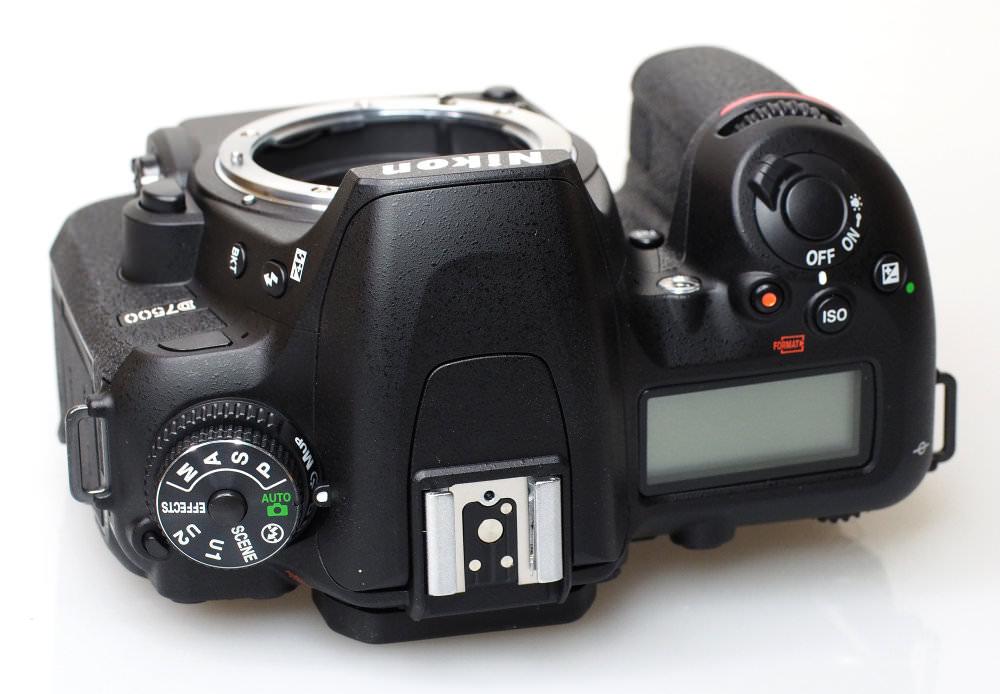 Nikon D7500 DSLR (7)