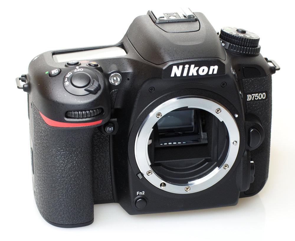 Nikon D7500 DSLR (8)