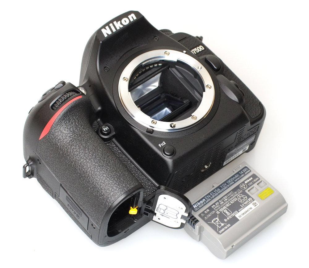 Nikon D7500 DSLR (9)