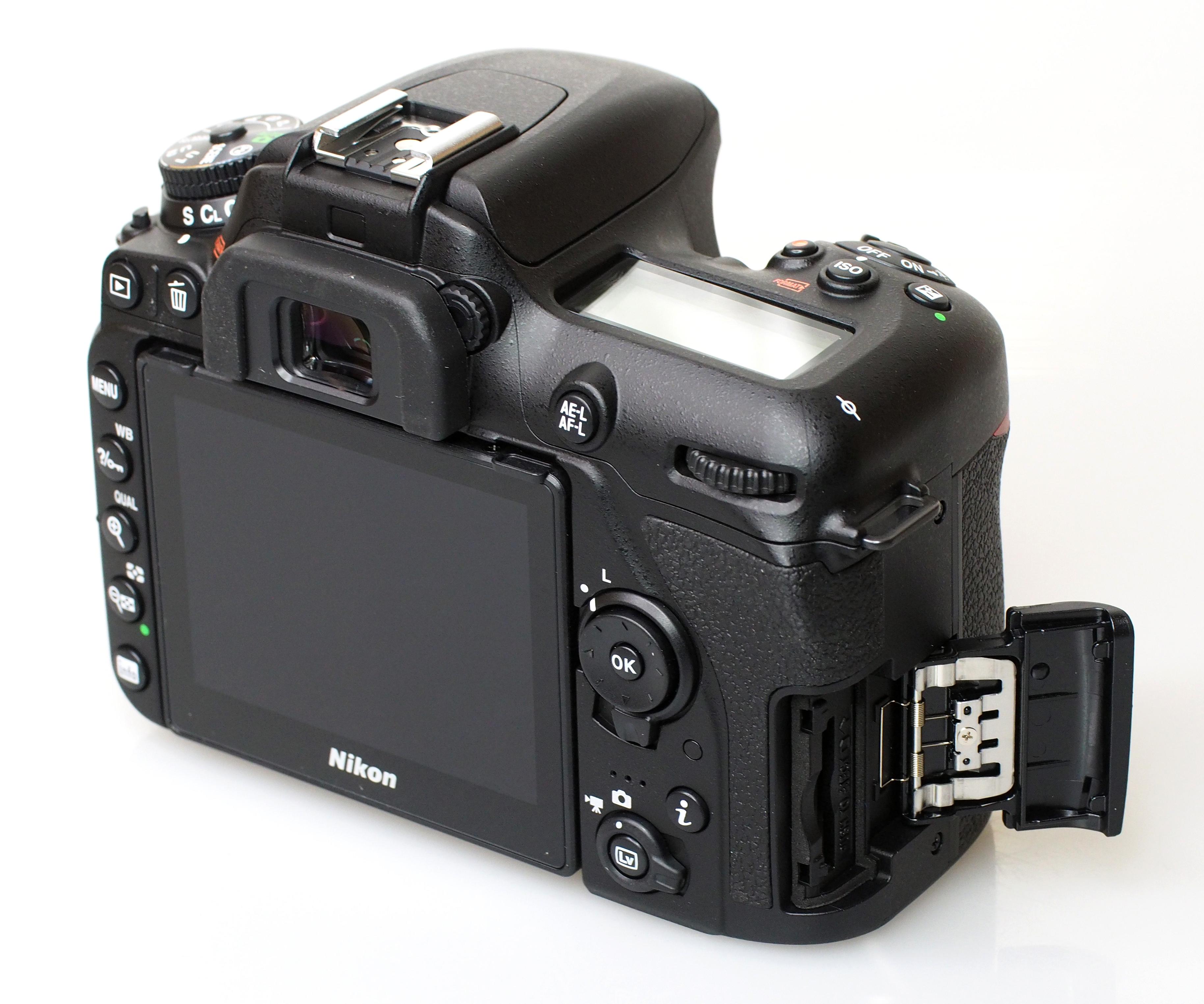 Nikon D7500 Full Review | ePHOTOzine