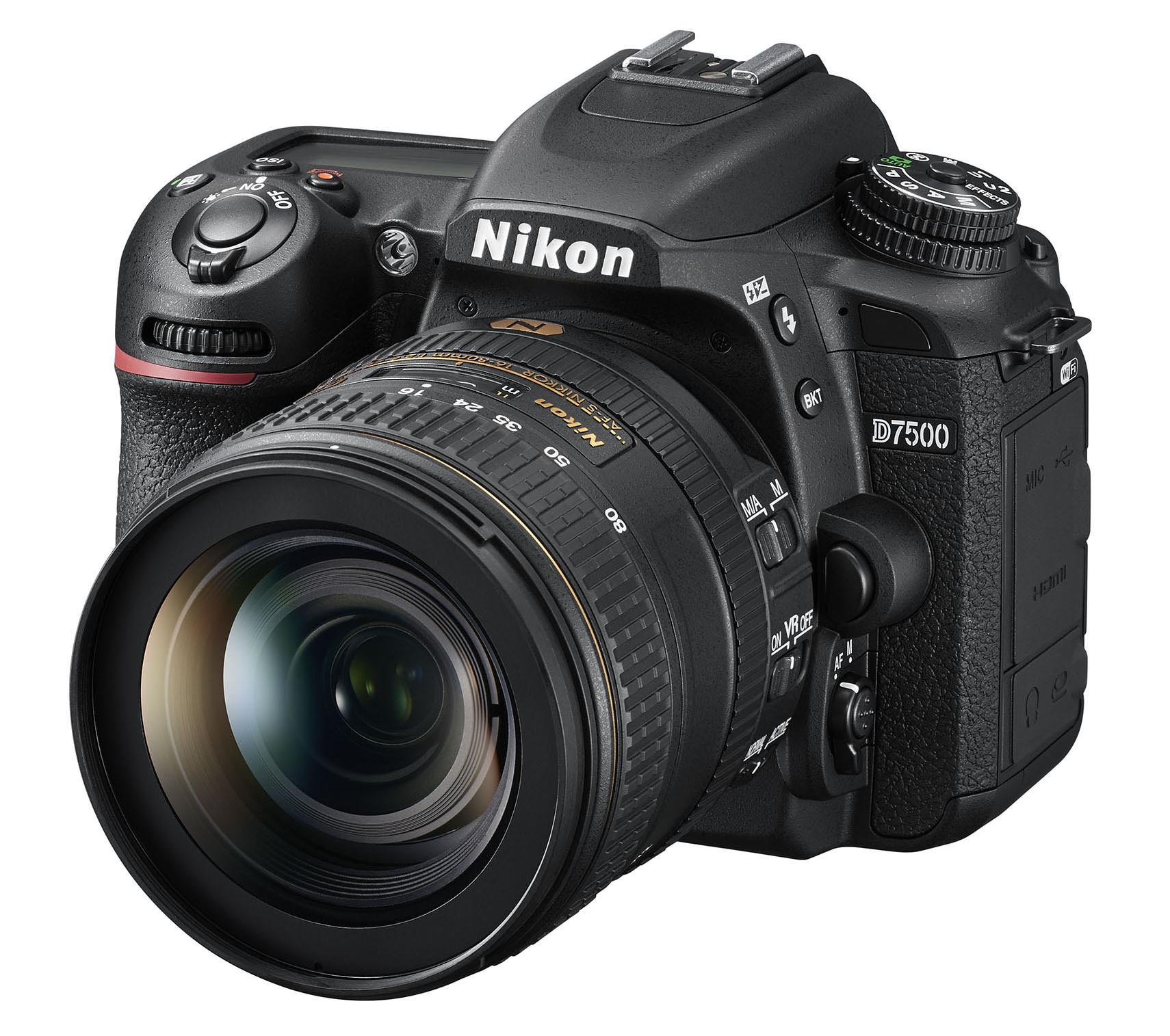 Nikon D7500 DLSR Camera