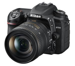 Nikon D7500 High ISO DSLR Announced
