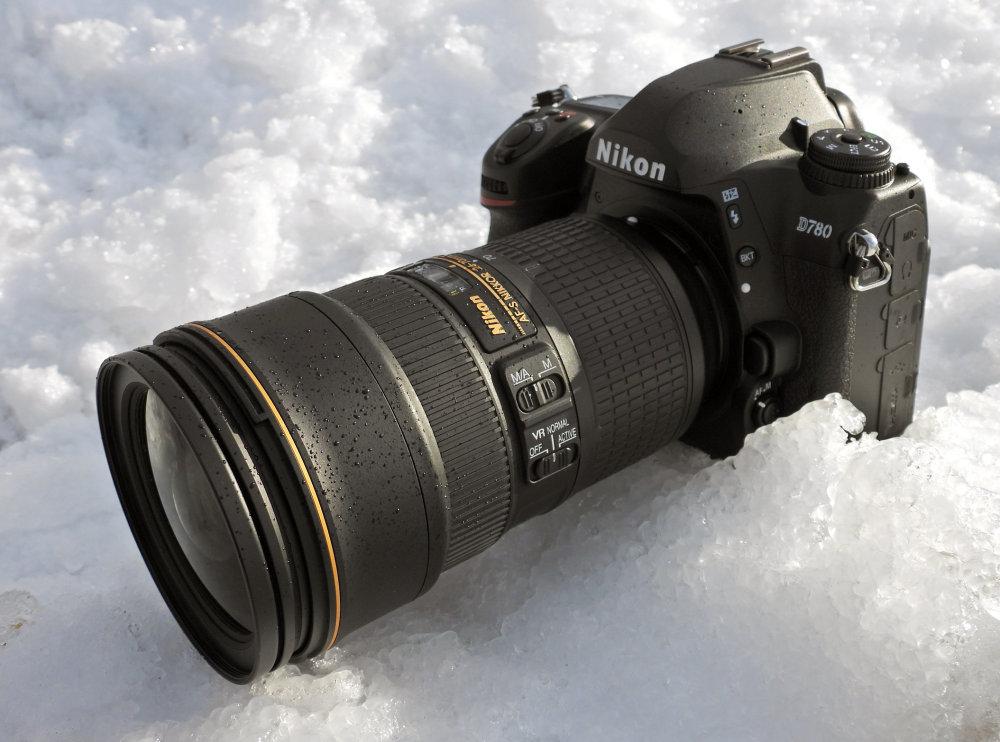 Nikon D780 In Snow
