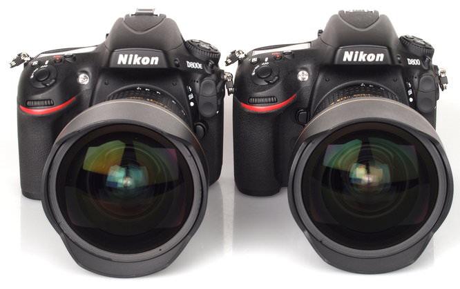 Nikon D800 Vs Nikon D800e (3)