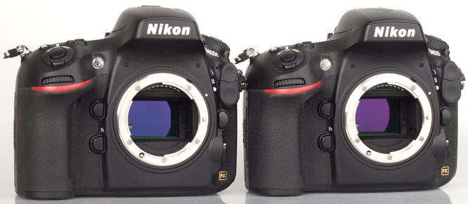 Nikon D800 Vs Nikon D800e (5)