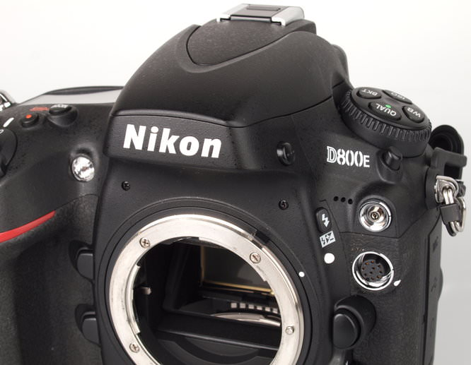 Nikon D800e Body (1)